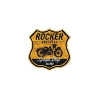 Sticker Masters Rocker Sticker