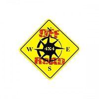 Sticker Masters Pusula Off Road Sticker
