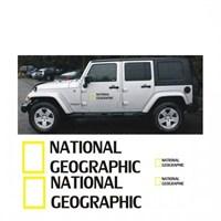 Sticker Masters National Geographic Sticker Set