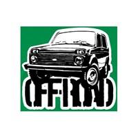 Sticker Masters Lada Off Road Sticker
