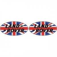 Sticker Masters Land Rover Sticker