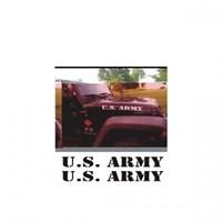 Sticker Masters Us Army Sticker