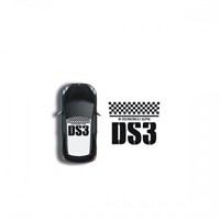 Sticker Masters Citroen Ds3 Sticker Set