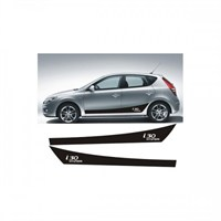 Sticker Masters Hyundai İ30 Ve İ20 Yan Şerit