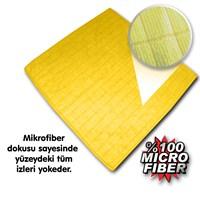 Automix Ekonomik Mikrofiber Bez Sarı
