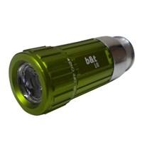Bt-L03 12V Çakmaktan Şarjlı Mini Fener(Fıstık Yeşili) 20062
