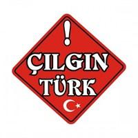 Sticker Masters Çılgın Türk Sticker