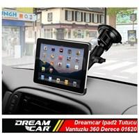 Dreamcar Vantuzlu Tutucu Ipad2 İçin 360 Derece Döner 01620