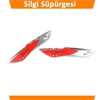 AutoCet Silgi Rüzgarlığ KIRMIZI (51526)