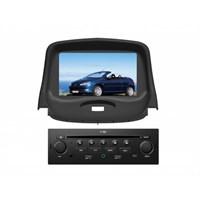 Avgo Peugeot 206 Navigasyon Multimedya Sistemi