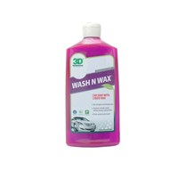 3D Wash N Wax Cilalı Şampuan 500Ml