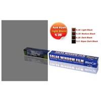 Çizilmez Rulo Cam Filmi L.Black %35(Açık Siyah) 75 cm x 6 MT 1004680