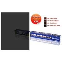 Rulo Cam Filmi Dark Black %20 (Koyu Siyah)75 cm x 3 MT 1004690