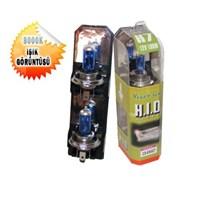H.I.D Xenon Tip Far Ampülü H7 12V/100W Gerçek Beyaz 1004737