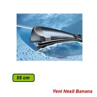 Car Speed Banana Yeni Nesil Silecek Süpürgesi 55 cm