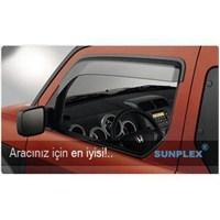 Renault Clıo Symbol Ön Cam Rüzgarlığı Seti (Yağmur Koruyucu)