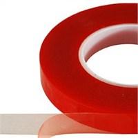 Plaser Çift Taraflı Silikon Şeffaf Bant ( OGS ) 10 mm x 5 Metre