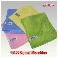 Micro Wiper %100 Orijinal Microfiber Araç ve Genel Profesyonel Temizlik Bezi