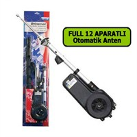 Car Speed Universal FULL Otomatik Anten 12 Aparatlı