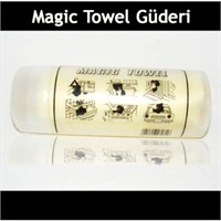 Magic Towel Islak Güderi Kutulu   115724