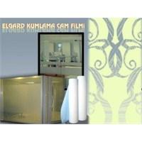 Elgard Kumlama Cam Filmi Whıte Matte 1239