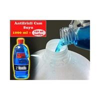 Z tech -40 dayanıklı antifirizli konsantre cam suyu 1000ml + (150ml hediyeli) 12750