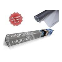 Elgard Light Black (Açık Siyah) Çizilmez Cam Filmi CCS-35 (50cm x 6m)