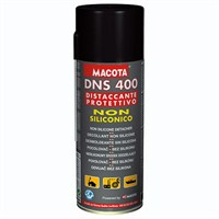 Macota Dns400 Silkon Olmayan Ayırıcı,Yağlayıcı 400 Ml. Made in Italy 0431408