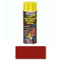 Macota Fantasia Stop Boyası Transparan Kırmızı 400 Ml. 0442126