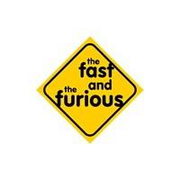 Dreamcar Vantuzlu Amblem ''The Fast And The Furious'' 3300709