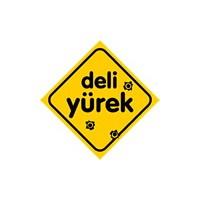 Dreamcar Vantuzlu Amblem ''DELİ YÜREK'' (Cam Yüzeylere Yapıştırılabilir.) 3300734