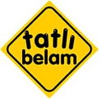 Dreamcar Vantuzlu Amblem ''TATLI BELAM'' (Cam Yüzeylere Yapıştırılabilir.) 3300741