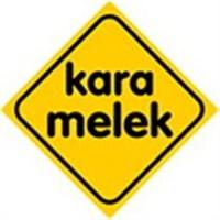 Dreamcar Vantuzlu Amblem ''KARA MELEK'' (Cam Yüzeylere Yapıştırılabilir.) 3300743