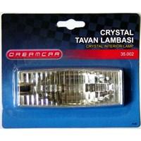 Dreamcar Crystal Tavan Lambası Düğmeli 35002