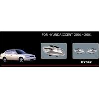Dreamcar Dlaa Sis Farı Hyundai Accent 01-02 İçin 57650