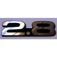 Dreamcar Metal Amblem ''2.8'' 8000102