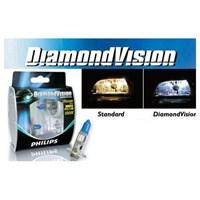 Philips H1 Tip DIAMONDVISION Ampül Seti 011290