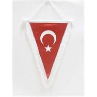 ModaCar Small 11x18 cm Flama Türk Bayrağı 061187