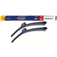 Silbak RENAULT CLIO SYMBOL SEDAN 09/2008 >> Muz Silecek SAĞ/SOL Set 47s173