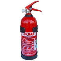 Lokman Yangın Söndürücü ABC Toz 1 Kg. 571220