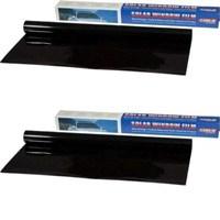 Carub Çizilmez BLACK Cam Filmi 6 Mt x 50 cm