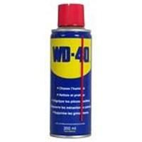 WD40 Çok Amaçlı Hızlı Yağlayıcı, Pas Sökücü Sprey 200 Ml. 040100