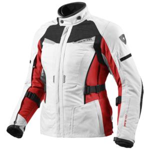 revıt sand ceket bayan gri-kırmızı 34 - 34