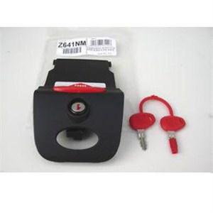 gıvı z641nm2 çanta kilit mekanizması kırmızı anahtarlı v46-v35