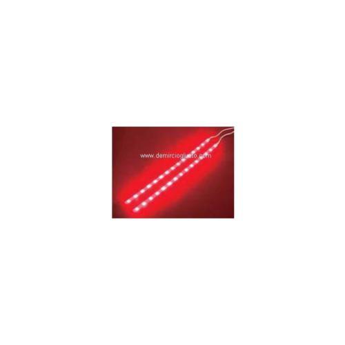 Demircioğlu Elastik Ledli Kırmızı Neon Lamba