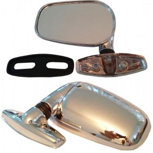 Ayna Dış Gts Tip Kromajlı Adet (Sağ-Sol Uyumlu)