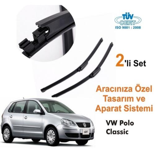 Volkswagen Polo Classic Araca Özel Silecek Takımları (Sağ-Sol)