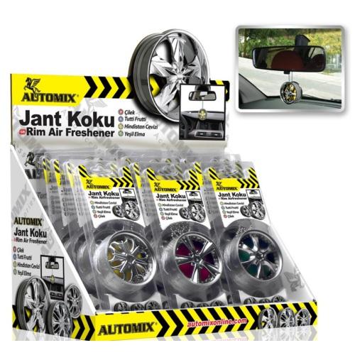 Automix Jant Koku Strawberry Çilek
