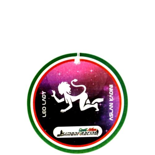 Simoni Racing Leone - Aslan Burcu Kokulu Ayna Aksesuarı SMN102055