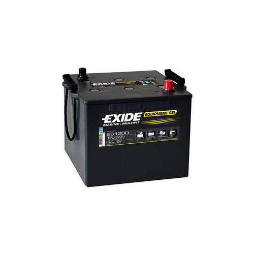 Exide Equipment ES1200 Gel Akü & Exide ES 1200 Jel Akü
